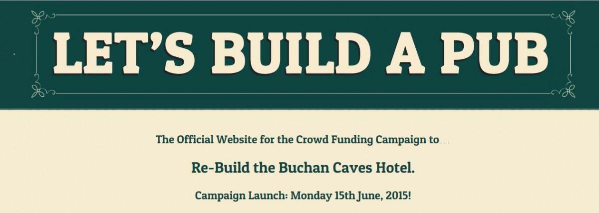 Lets Build A Pub Website