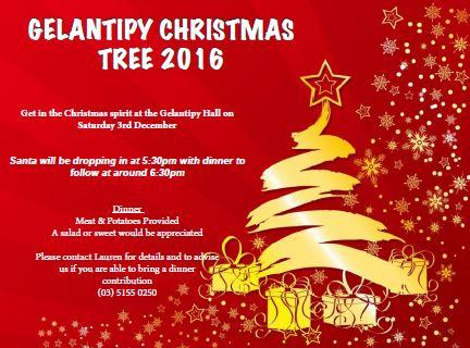 Gelantipy Christmas Tree