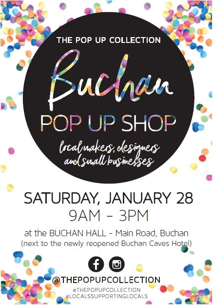 pop up market flyer